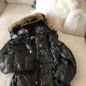 Michael Kors puff jacket